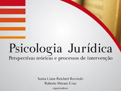 Livros de Psicologia Jurídica - 3