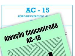 Teste Atenção Concentrada - 2